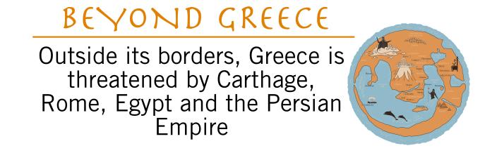 Age of Legends Kickstarter Graphic Beyond Greece