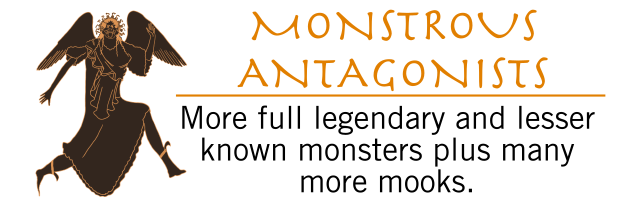 Age of Legends Kickstarter Graphic Monsterous Antagionist