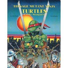 Teenage Muntant Ninja Turtles & Other Strangeness