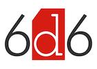 6d6 Logo Small Rectangle