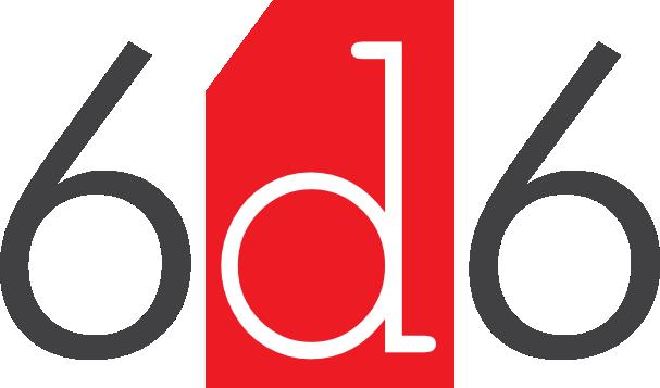 6d6 Logo No Background Medium