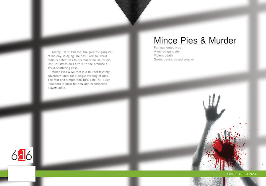 Mince Pies Murder Cover