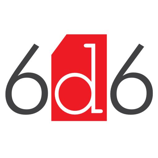 6d6 Logo Medium 512 x 512